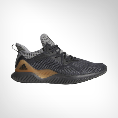 b0ad868cb3422 Men s adidas Alpha Bounce Beyond Black Grey Shoe