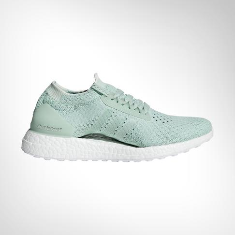 f35da50c04 Women's adidas Ultra Boost X Clima Green/White Shoe