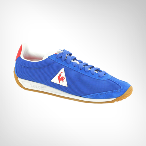 4a7bdf3f9329 Men s Le Coq Sportif Quartz Nylon Low Royal Blue Shoe