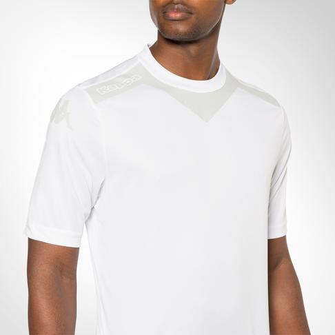 792d78151 Men s Kappa Zexes White Grey Team Kit