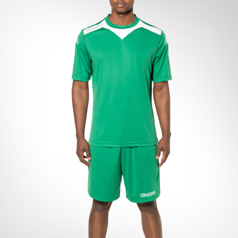 c2ffa91f97 Men's Kappa Zexes Green/White Team Kit