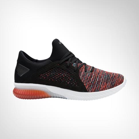 pretty nice 98768 92e3f Men's Asics Gel Kenun Knit Orange/Black Shoe