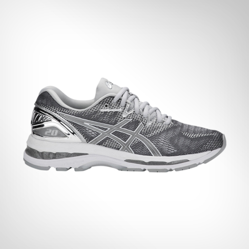 ca73144c59232 Women s Asics Gel Nimbus 20 Platinum Shoe