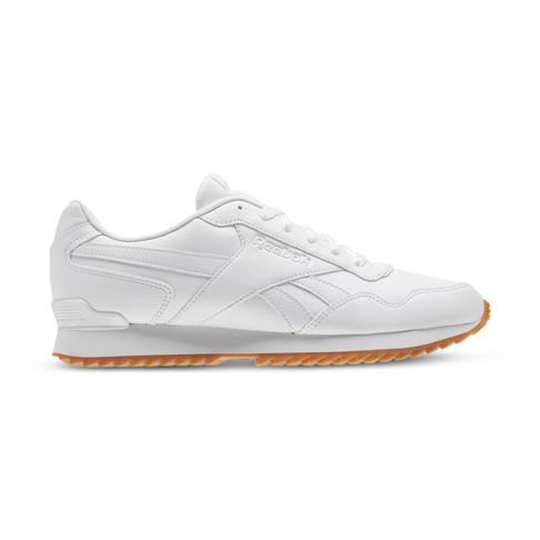 Men s Reebok Royal Glide Ripple Clip White Shoe de84125d68