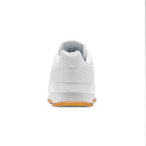 d88a58f3b Men s Reebok Royal Glide Ripple Clip White Shoe