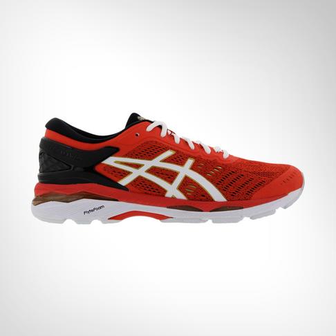1b71cd7331f Men s Asics Gel Kayano 24 Red Gold Shoe