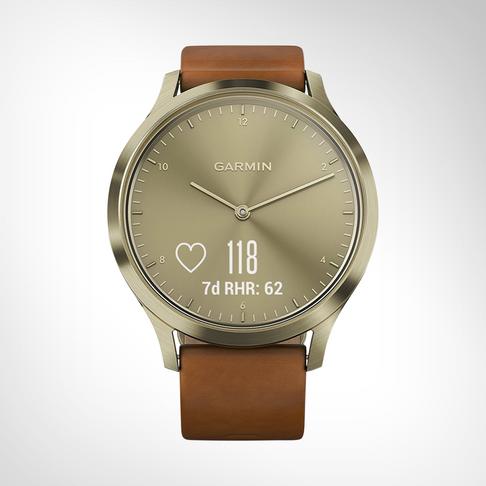 Garmin VivoMove HR S/M Gold Smartwatch