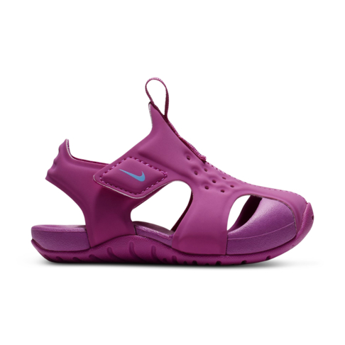 b4457f46261e Infants  Nike Sunray Protect Pink Sandal