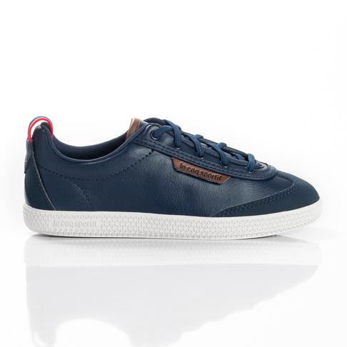 d0556a939c05 Junior Pre-School Le Coq Sportif Provencale Low Craft Navy White Shoe