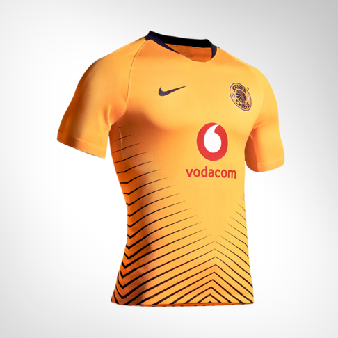 Men s Nike Kaizer Chiefs Home 2018 19 Replica Jersey 971d4de78