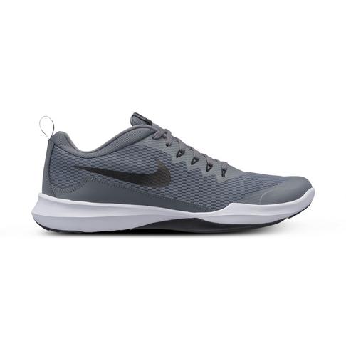 online store 29f94 ad8e8 Men s Nike Legend Trainer Grey Black Shoe