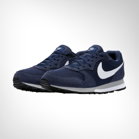 size 40 07e4d 0a3ce Men s Nike MD Runner 2 Navy White Shoe