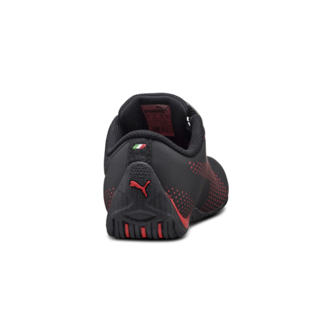 de81081f1eb1 Junior Pre-School Puma Ferrari Drift Cat 5 Ultra Black Red Shoe