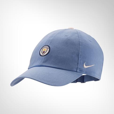 Manchester City FC Heritage86 Cap 0d5ddec9474