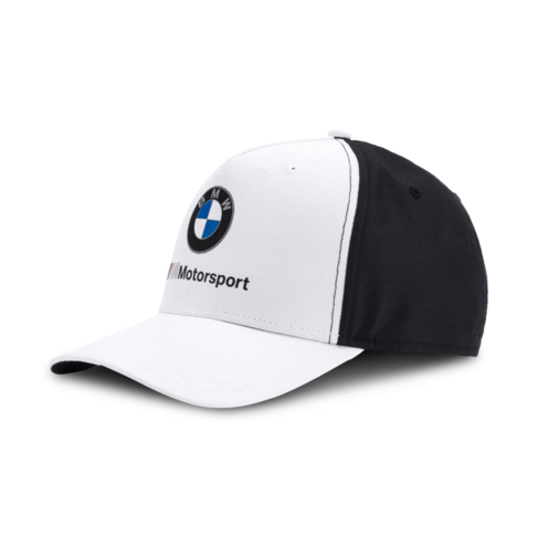 be0edd6bc63 Puma BMW Motorsport White Cap