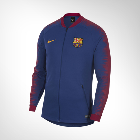 Men s Nike FC Barcelona Anthem Jacket 61b08d025df78