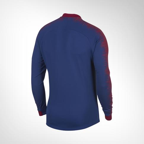 Men s Nike FC Barcelona Anthem Jacket 7135363a44f