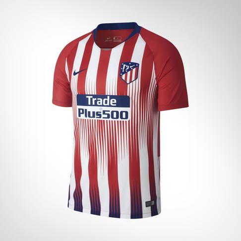 54760bebd6e Men's Nike Atlético de Madrid Stadium Home Jersey
