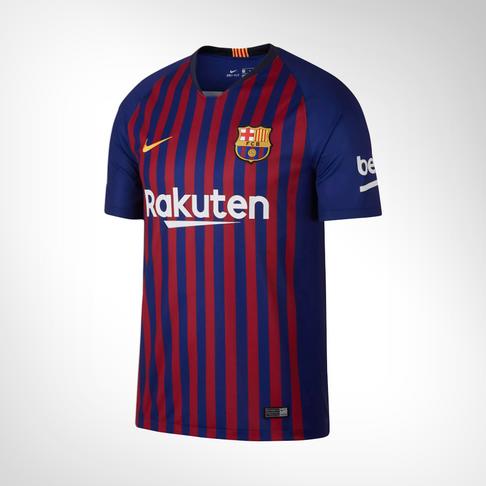 04567277a32 Men s Nike FC Barcelona Home Stadium Replica Jersey