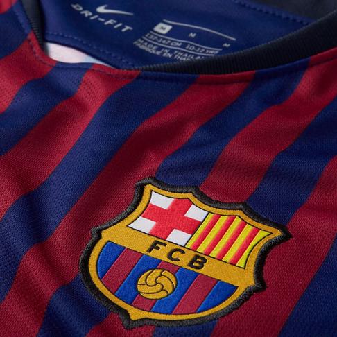 Men s Nike FC Barcelona Home Stadium Replica Jersey 21b4b38f6b