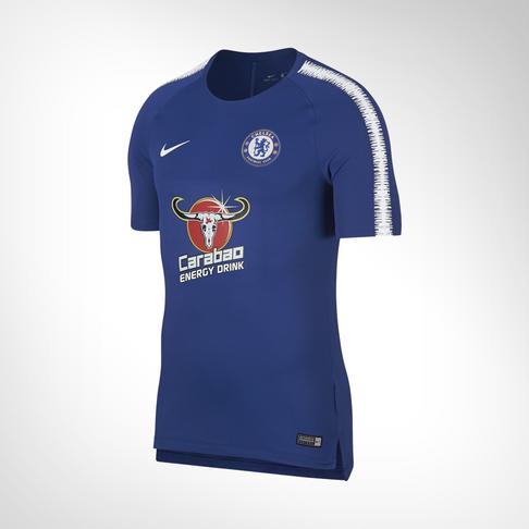 half off 2a620 8545a Men's Nike Chelsea FC Squad Football Top