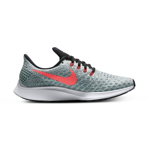 87c0be0acc13 Women s Nike Air Zoom Pegasus 35 Grey Red Shoe