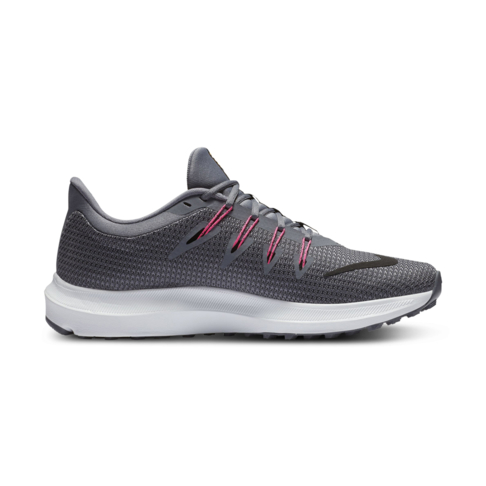 1382ab3ca4ac Women s Nike Quest Charcoal Pink Shoe