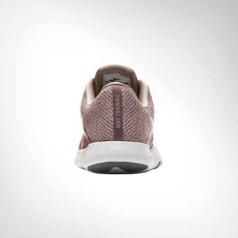 9f7398207f6de Women s Nike Flex Trainer 8 Pink Silver Shoe