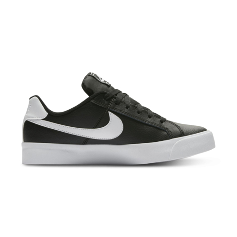 5bb6376d3 Women's Nike Court Royale AC Black/White Shoe