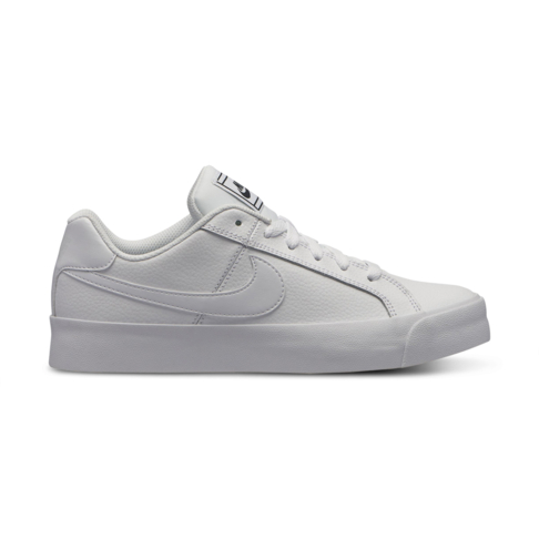 finest selection 17083 363f3 Women s Nike Court Royale AC White Shoe