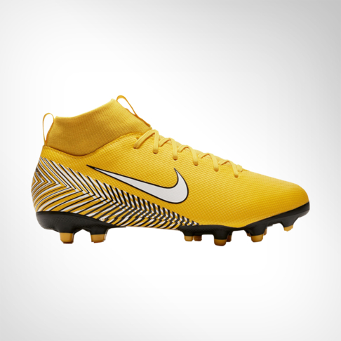 pretty nice ef46a e7bb6 Junior Nike NJR Superfly 6 Academy DF MG Yellow/White/Black Boot