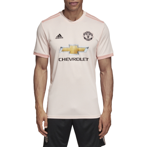 Men s adidas Manchester United 2018 19 Away Replica Jersey 4ca233b9d