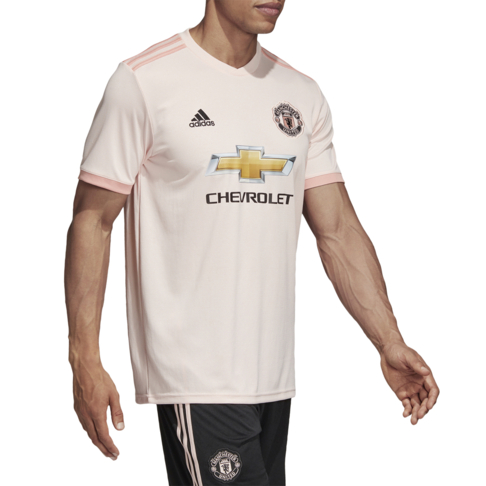 Men s adidas Manchester United 2018 19 Away Replica Jersey 4ca233b9d