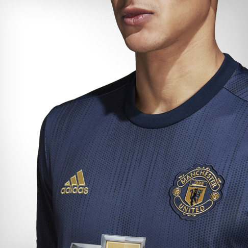 check out 78281 73620 Men's adidas Manchester United Replica Third Jersey