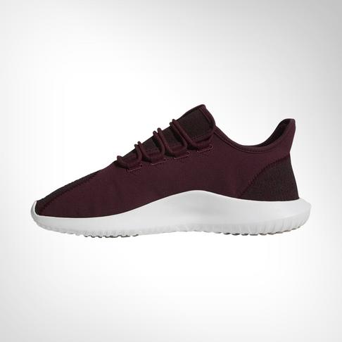 newest 200c1 deea7 Men s adidas Tubular Shadow Burgundy Shoe