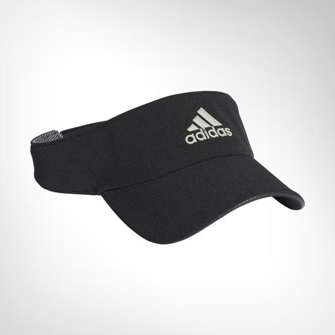 136f8a33cfd9f2 adidas Black Climalite Visor
