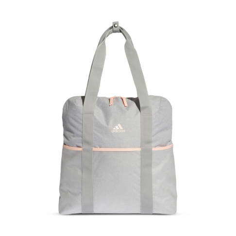 9902b70b2837 adidas ID Tote Grey/Pink Bag