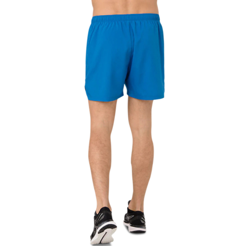 7656757f158 Men's Asics 5 inch Blue Run Shorts