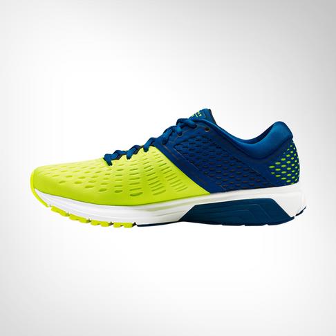huge discount 9b059 9ca37 Men's Brooks Ravenna 9 Blue/Volt Shoe