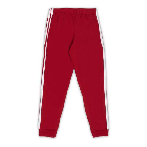 8273299ef5a2 Boys adidas Originals Burgundy Fleece Pants