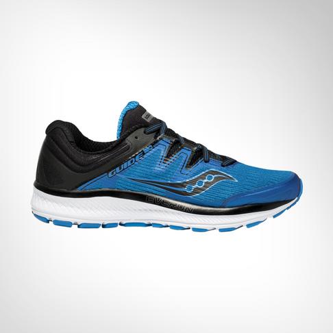20fa71d6b4 Men's Saucony Guide 10 ISO Blue/Black Shoe