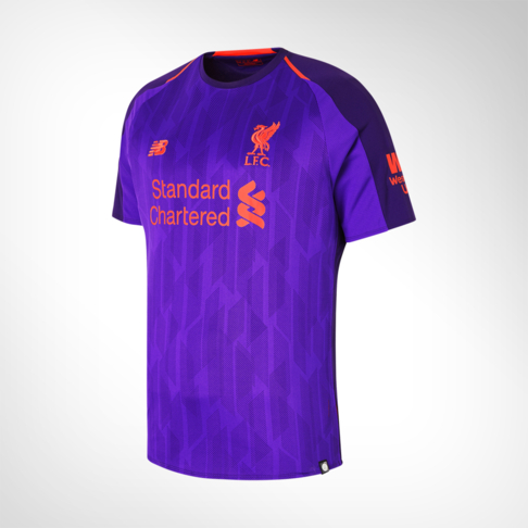 a8f660ac6 Men s New Balance Liverpool Away Jersey