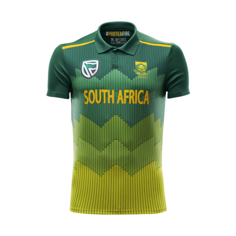 e20c9c06695 Men s New Balance Proteas ODI 2018 19 Polo Shirt