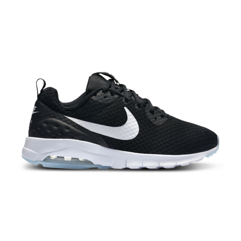 58f4d08b6b10 Women s Nike Air Max Motion Low Black White Shoe