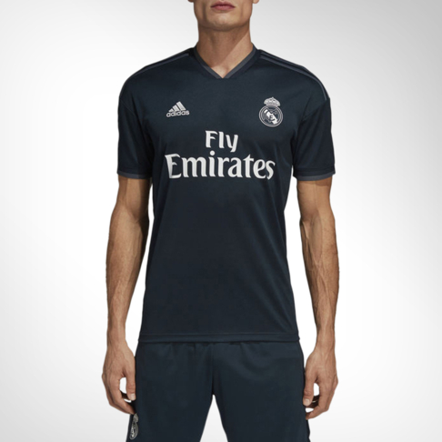 f49a1fe6dcd Men's adidas Real Madrid 2018/19 Away Replica Jersey