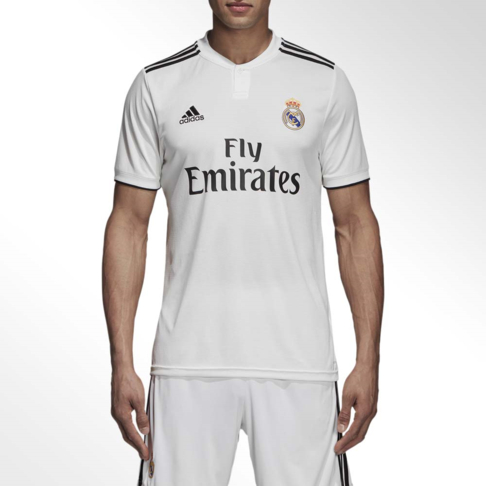 2505cc34e Men s adidas Real Madrid Replica Home Jersey