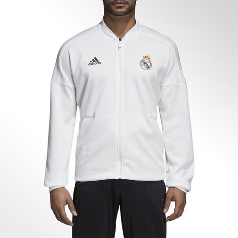 meet 1eb91 56bda Men's adidas Real Madrid Z.N.E Jacket