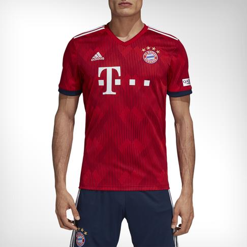 7d60d0c2e Men s adidas FC Bayern Munchen Home Replica Jersey