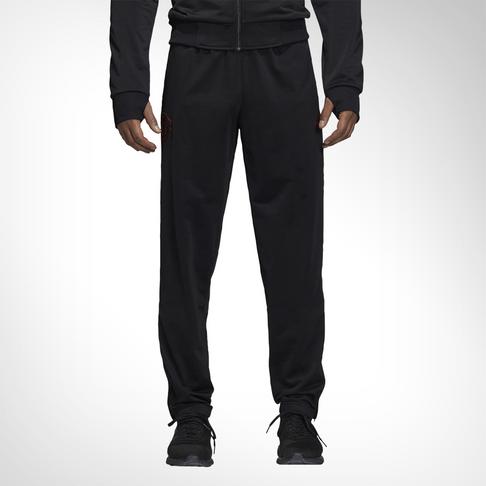 68e37918e4d Men's adidas Manchester United Icon Black Track Pants