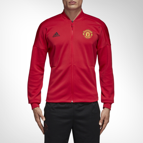 quality design 29ea3 6d23f Men's adidas Manchester United ZNE Jacket